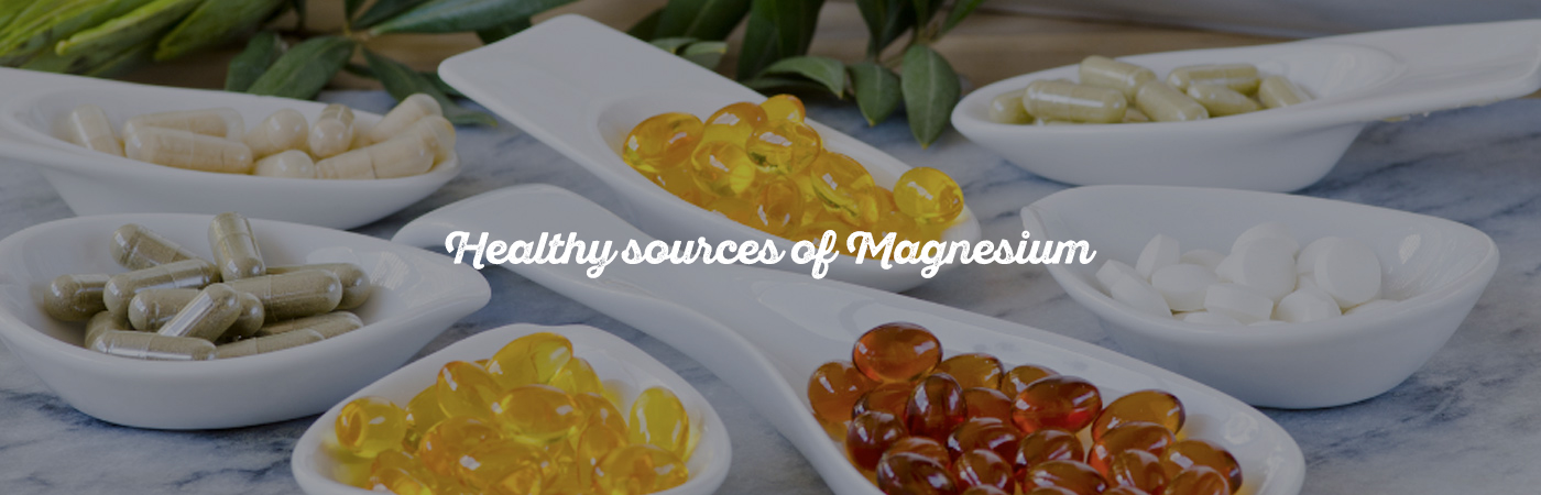 Healthy sources of Magnesium