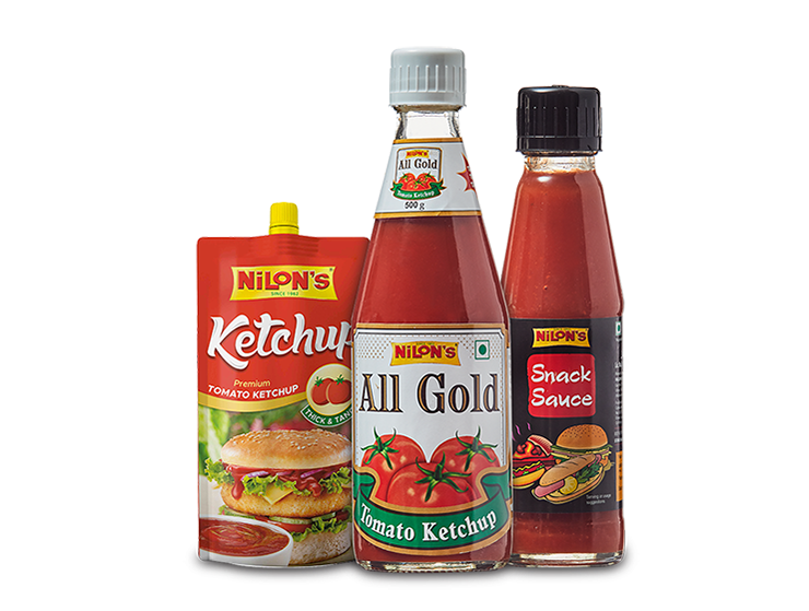Ketchup and Sauces