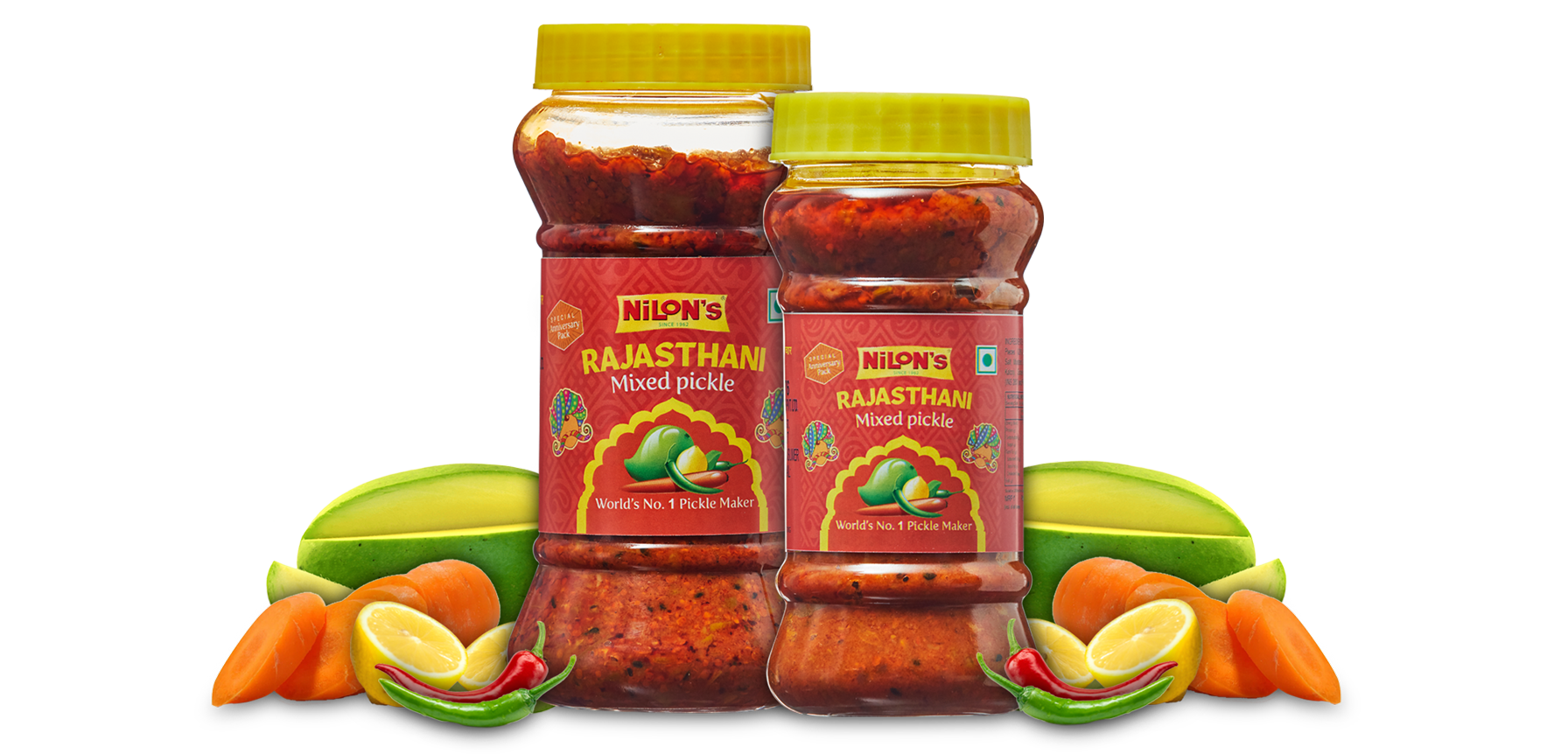 Rajasthani Mix Pickle