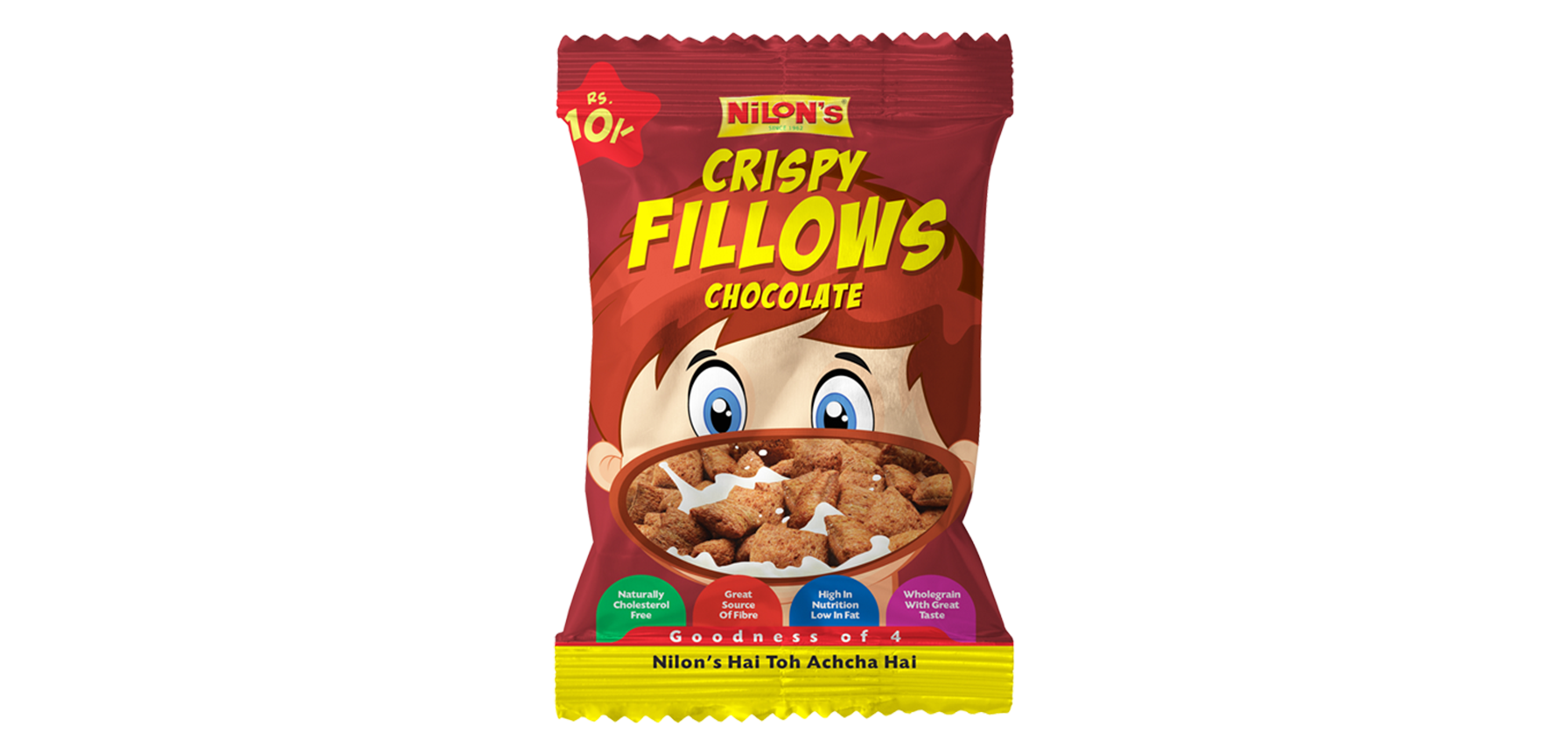 Crispy Fillows Chocolate