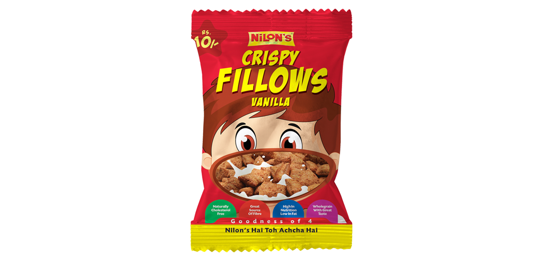 Crispy Fillows Vanilla