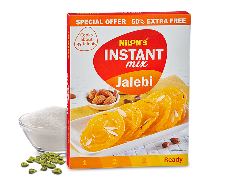 Jalebi Mix
