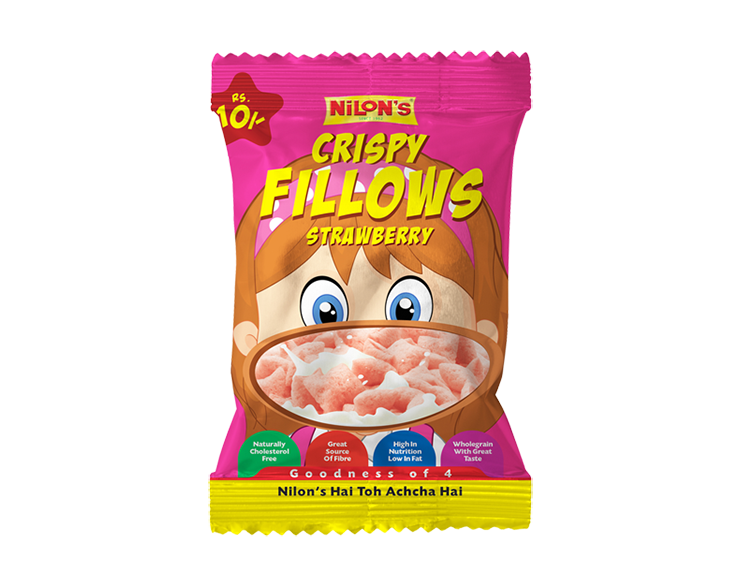 Crispy Fillows Strawberry