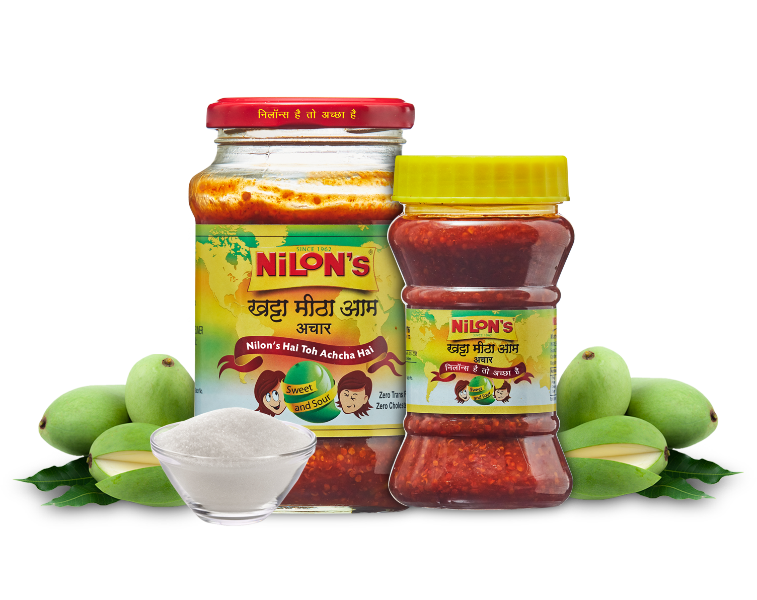 Khatta Meetha Pickle