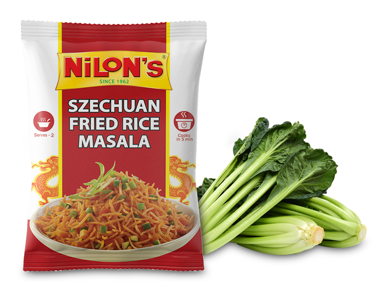 Szechuan Fried Rice Masala