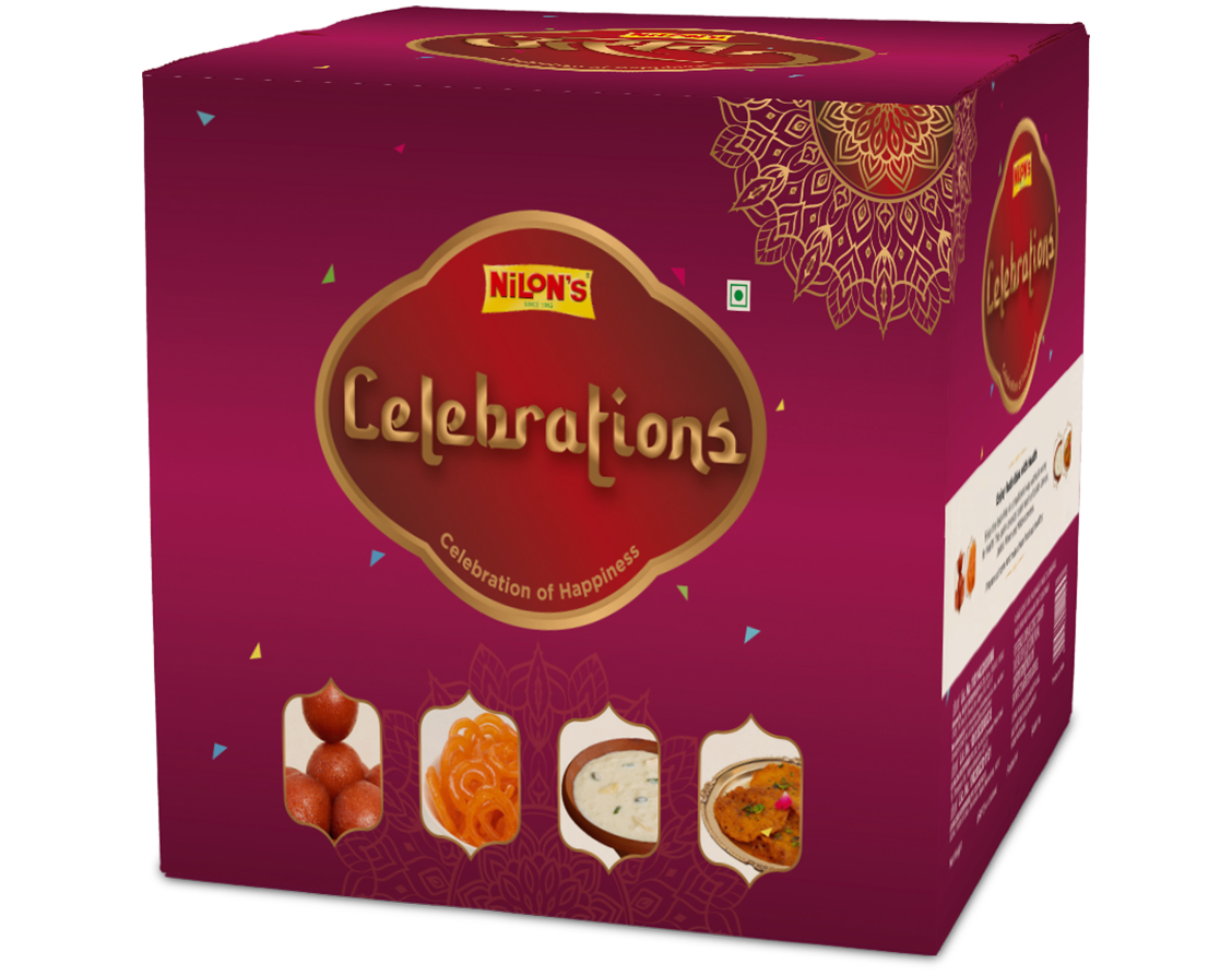 Utsav Celebration Sweet Gift Box